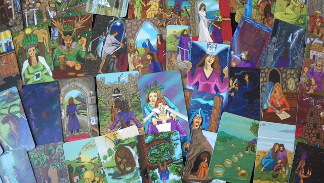 kings journey tarot