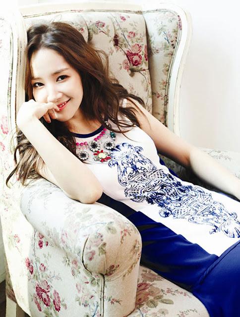 Kumpulan Foto-Foto Cantik Park Min Young