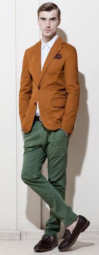 moda hombre primavera verano 2012