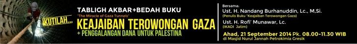 Keajaiban Terowongan Gaza