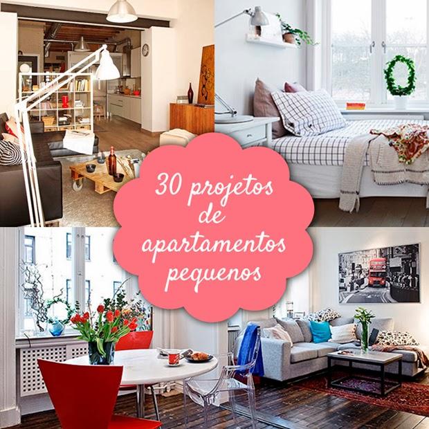 decoracao barata para ambientes pequenos : decoracao barata para ambientes pequenos: – Templates para Blogs: 30 projetos de apartamentos pequenos