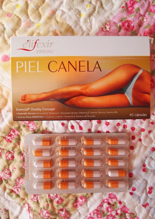 Elifexir Piel Canela