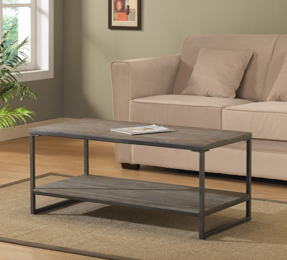 this & that: new coffee table