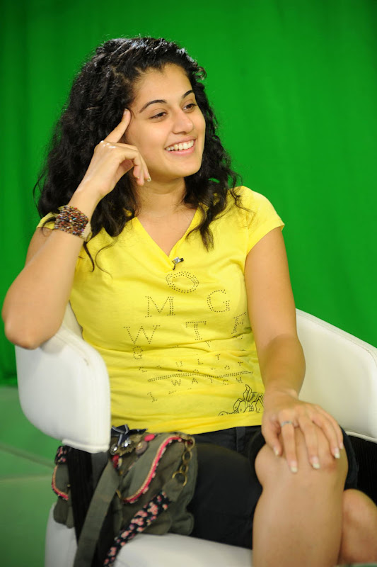Actress Taapsee Stills Gallery Photoshoot images