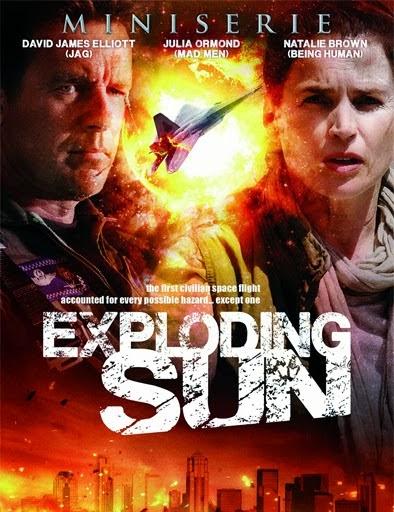 Exploding Sun – 2013