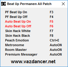 Cheat Auto Beat Up Ayodance V6130