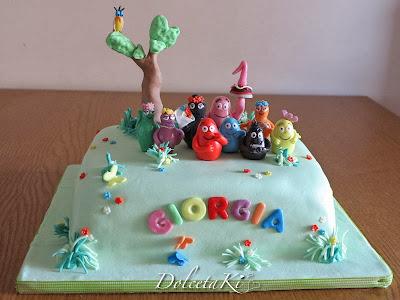 torta barbapapa
