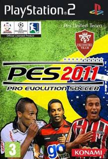 Download PES 2011 -  PES United Team | PS2