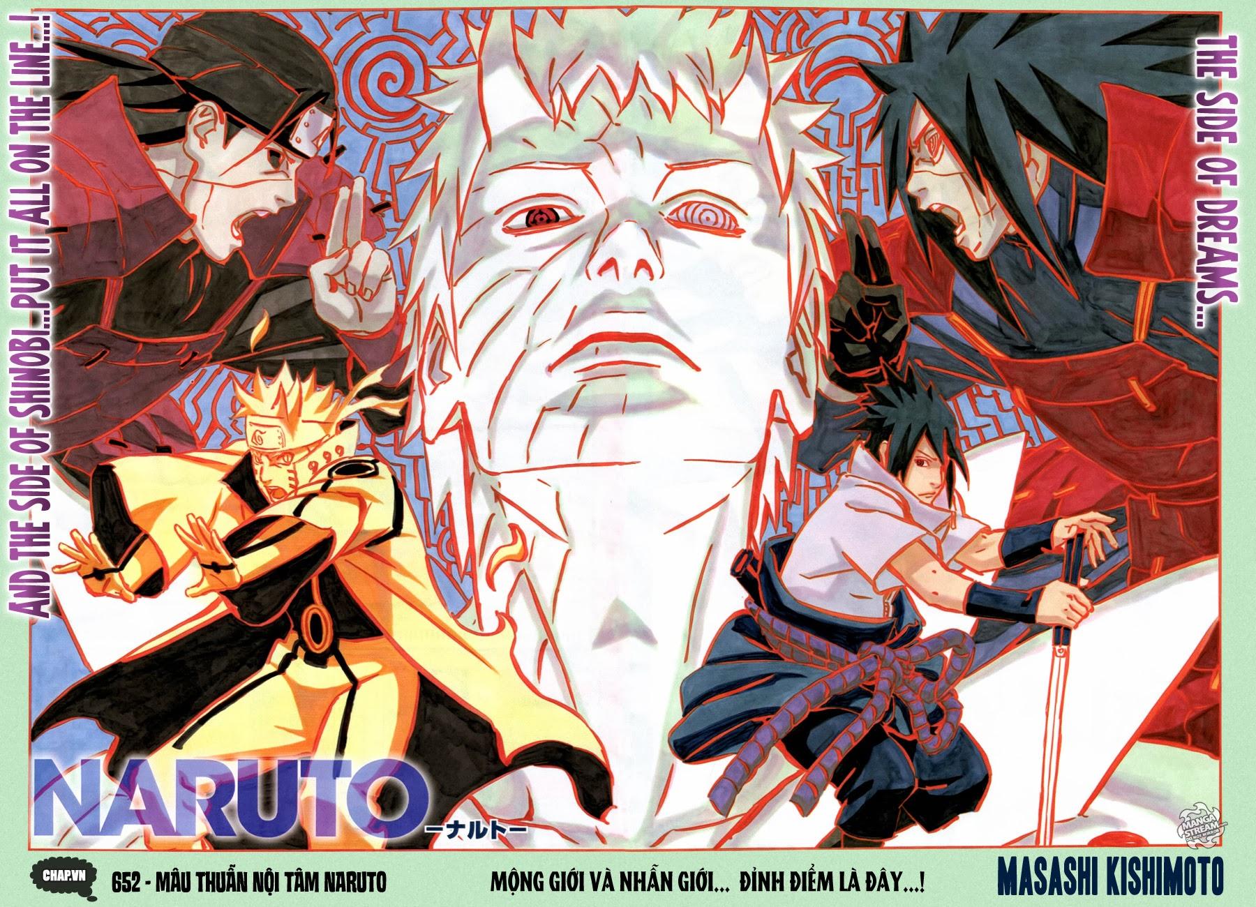 Naruto chap 652 Trang 3