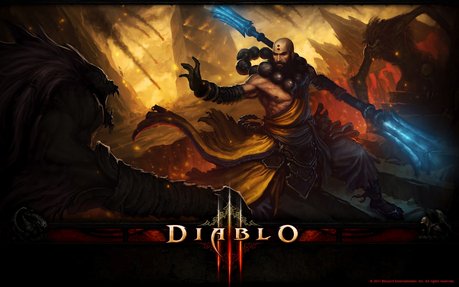 diablo wallpaper 2560x1440 - photo #26