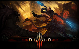 Diablo 3 Game Character Holly Monk HD Wallpaper