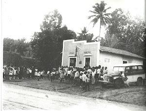 ANTIGA CÂMARA MUNICIPAL DE CAAPORÃ