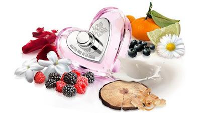 Perfume para mujer Love Love Love de Agatha Ruiz de la Prada
