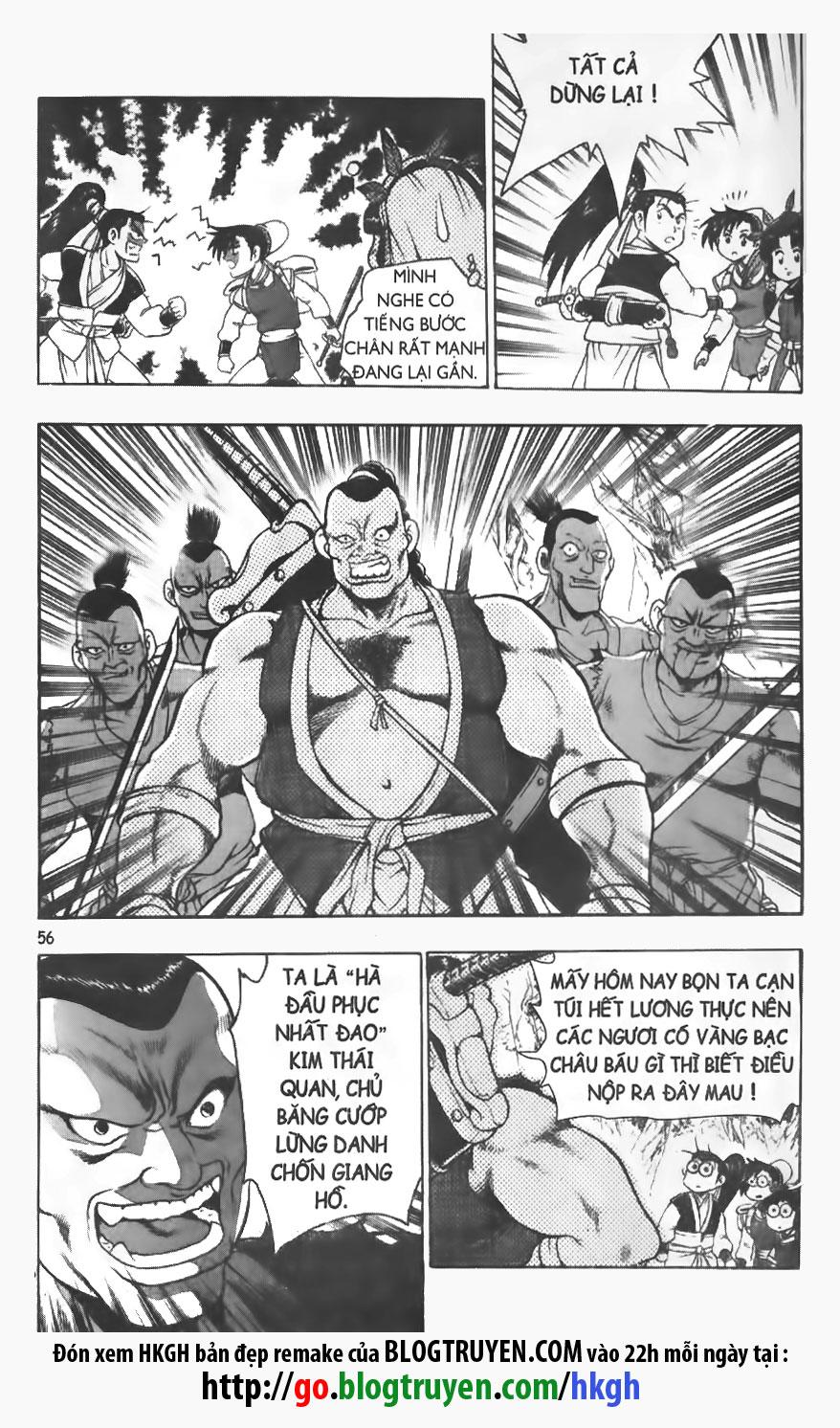 Hiệp Khách Giang Hồ chap 119 page 18 - IZTruyenTranh.com