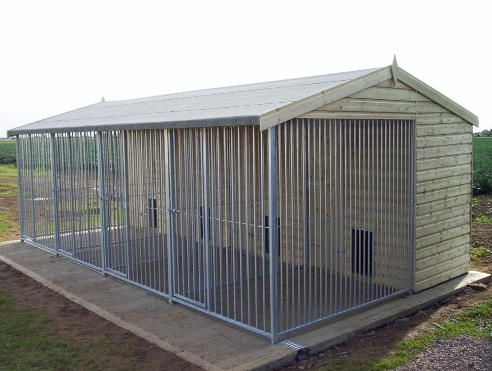 July 2011 home pet care for Breeding kennel designs
