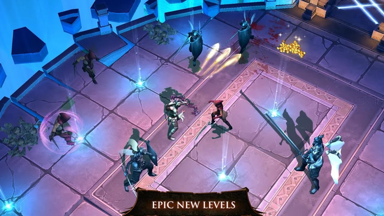 Screenshot Dungeon Hunter 4