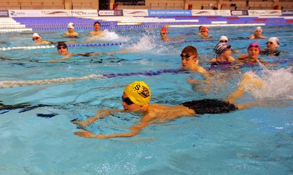 Recomendaciones si practicas natación