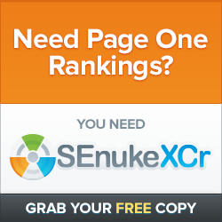 Download SEnuke XCr crack