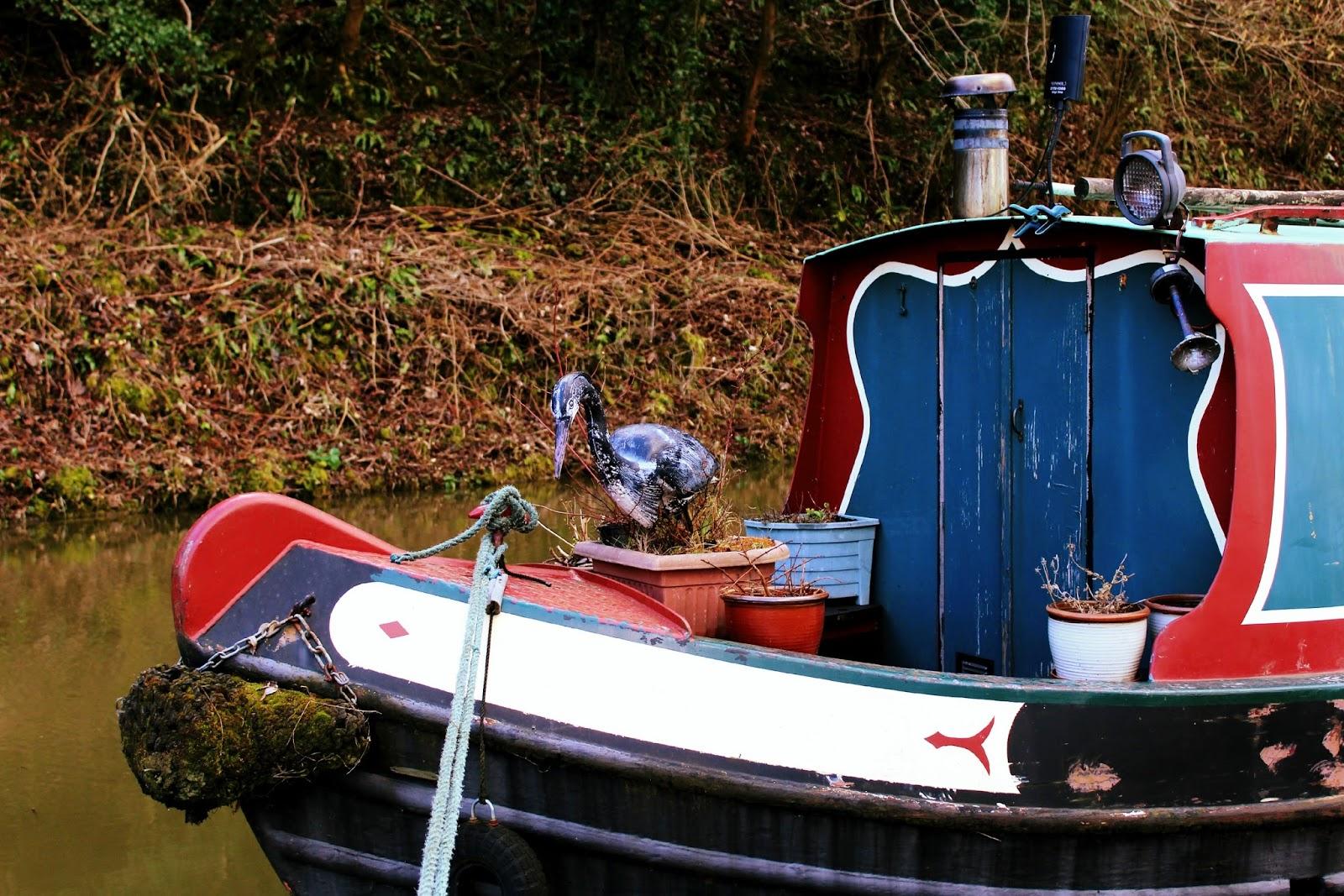 Canal Life {Bradford-on-Avon} // 76sunflowers