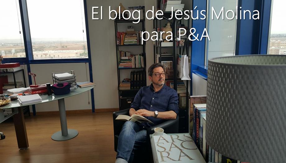 El blog de Jesús Molina para P&A academia oposiciones educacion