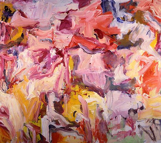 2 Willem De Kooning: Abstract Landscapes 1955-63