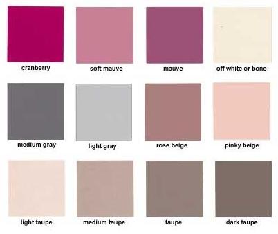 Best taupe paint colors