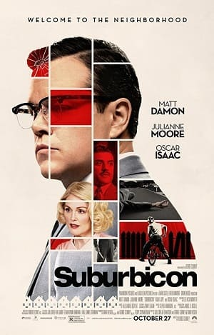 Suburbicon - Bem-Vindos Ao Paraíso Blu-Ray Filmes Torrent Download capa