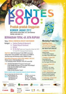 Lomba Foto Produk-produk Unggulan KUMKM Jawa Barat 2012 dunialombaku.blogspot.com
