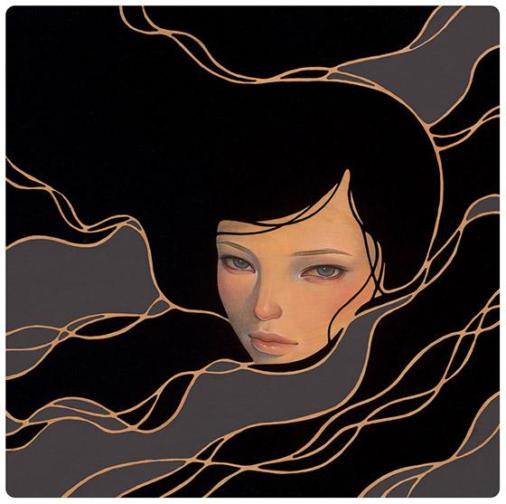 Doctor Ojiplático. Audrey Kawasaki. Ilustración | Illustration