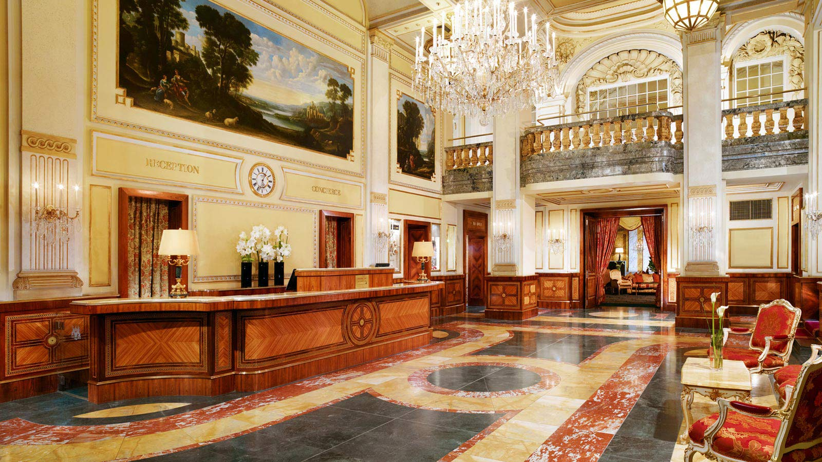 Imperial hotel vienna explore the distinctive 5 luxury for Design hotel wien