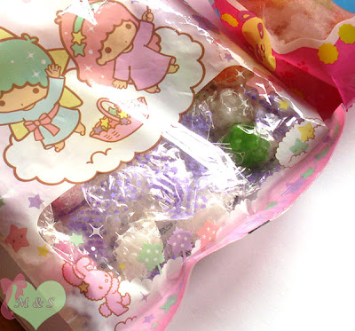 Little Twin Stars Kawaii Konpeito Candy