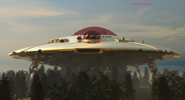 Bila Al-Quran Berbicara Tentang UFO