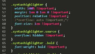 Remove Scrollbars from syntaxhighlighter