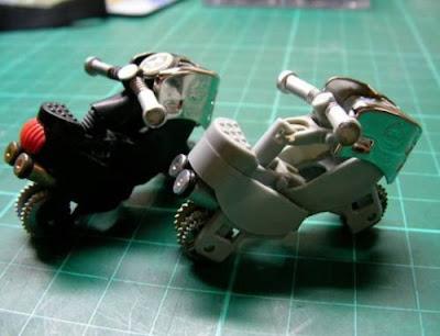 miniatur motor