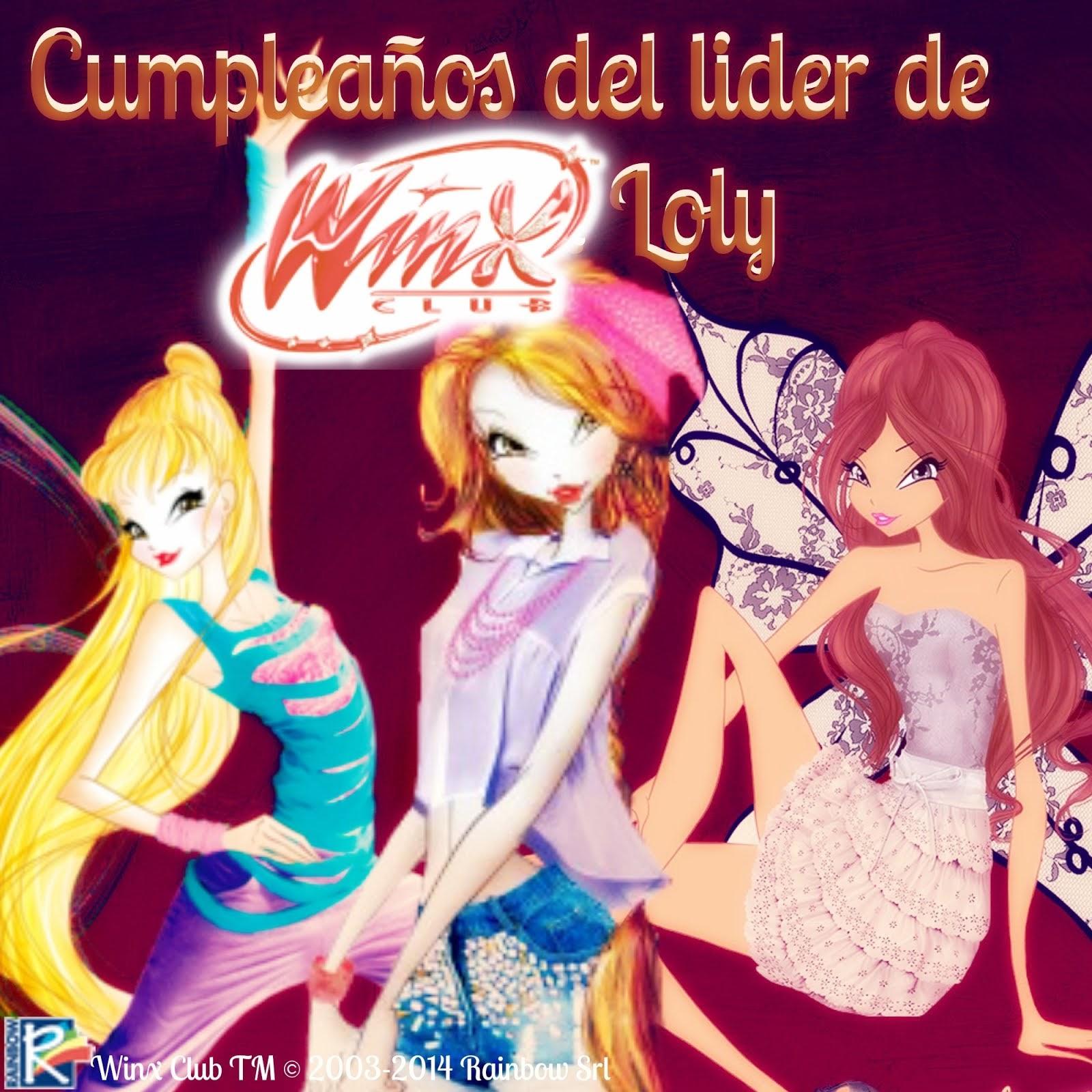 ¡¡Feliz Cumpleaños Lider!!