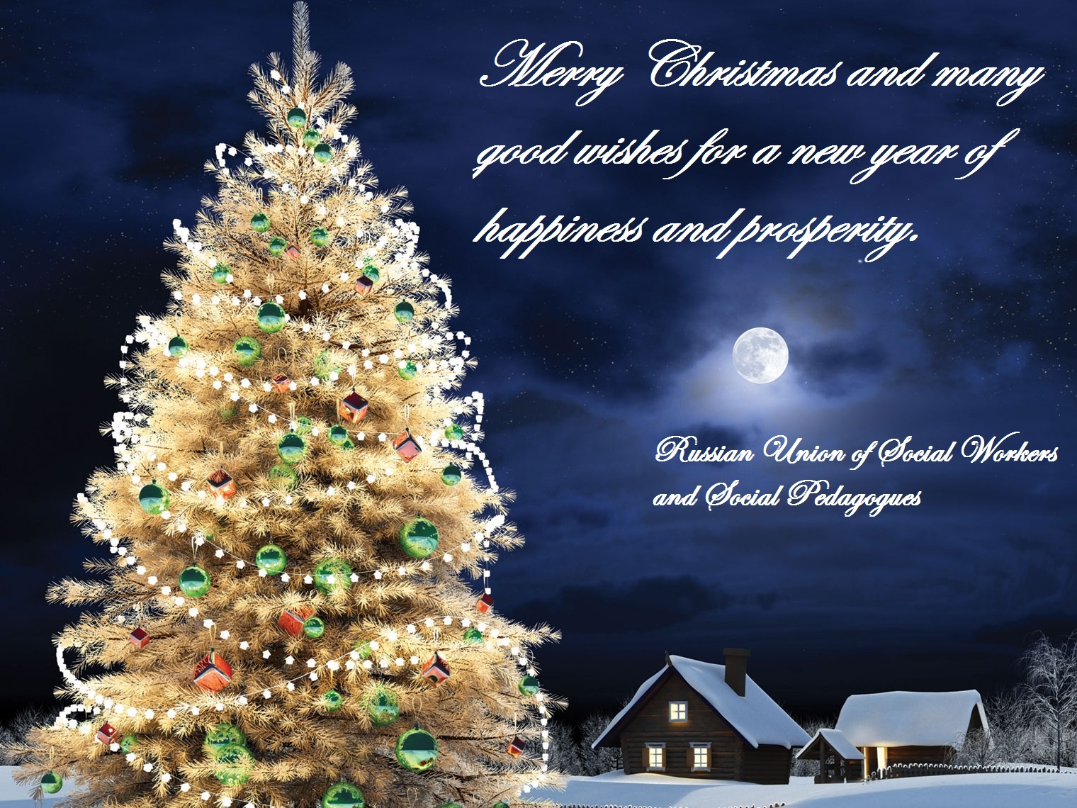 Ifsweurope Christmas Greetings From Russia