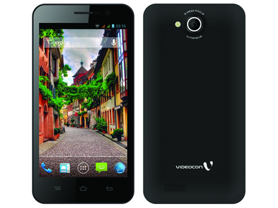 Videocon A55 HD price