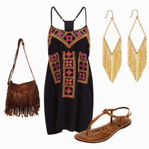 Amazing Black Outfit Set