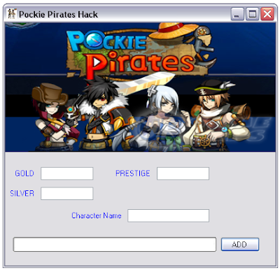 Pockie Pirates Hack Update - WarmHack