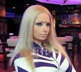 Valeria Lukyanova Barbie Rusia