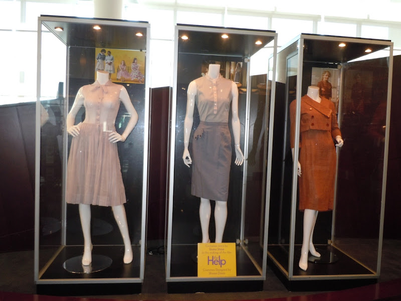 The Help Emma Stone movie dresses