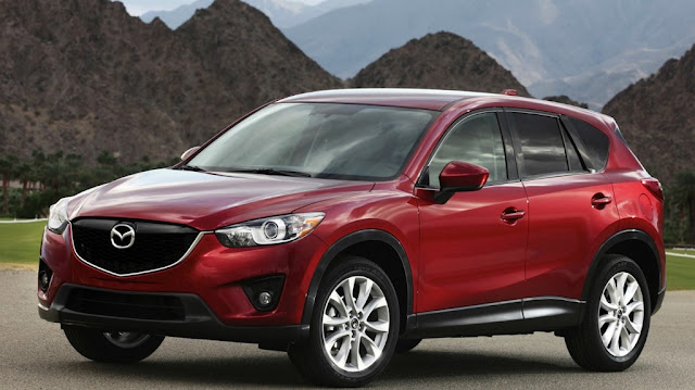 New photo of Mazda CX-5