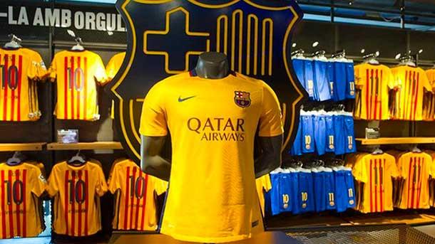 El nuevo patrocinador del Barça podría estar en Estados Unidos