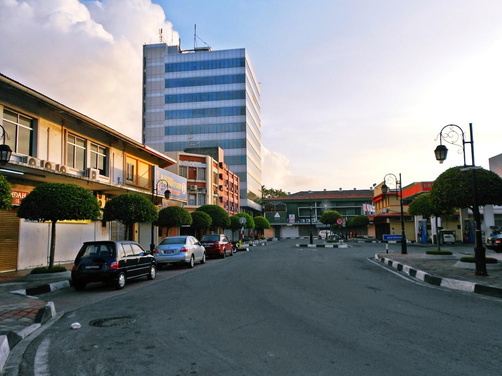 Budak Letrik: 180 Hours Trans Borneo Backpacking : Wilayah Persekutuan Labuan