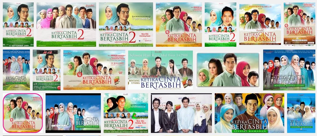 download film ketika cinta bertasbih 2 2009 full movie