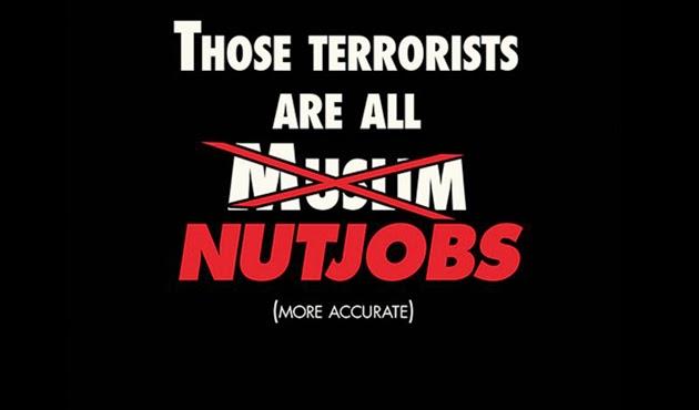 Muslim New York melawan poster anti-Islam dengan humor