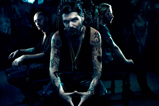 Biffy Clyro, Simon Neil, James Johnston e Ben Johnston