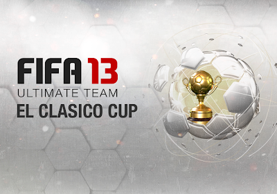 FUT 13 El Clasico Cup Tournament - FIFA 13 Ultimate Team