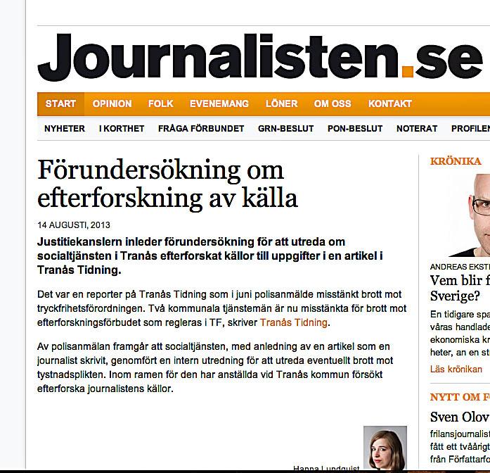 Tranås Kommun: Världens Smartaste Västgötaspets: 2013-08-11