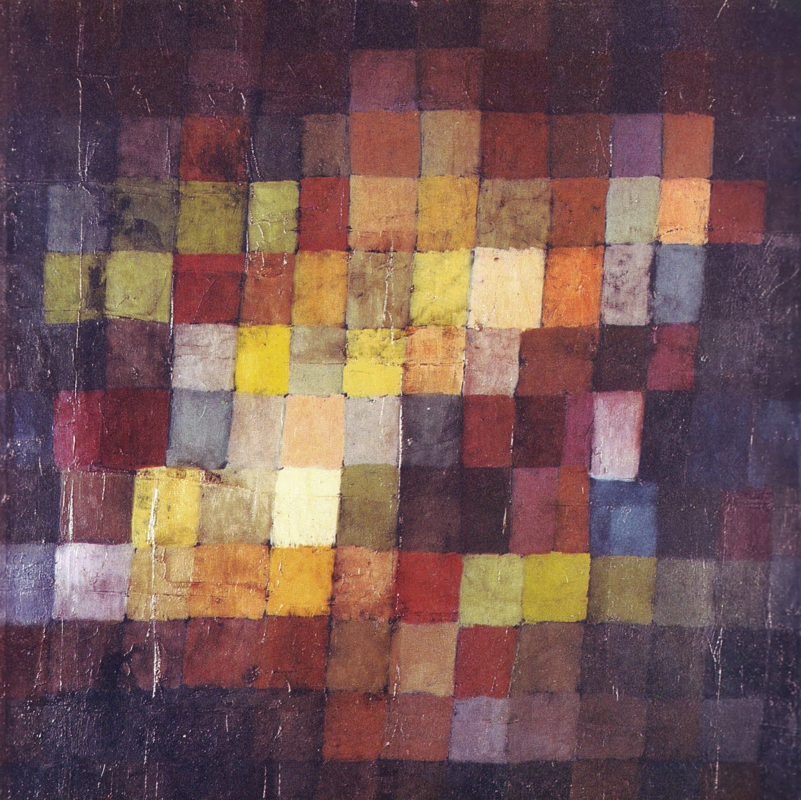 paul klee essay Paul klee: the bauhaus years, curated by olivier berggruen the exhibition emphasised klee's work, from his army release in 1918 until his.